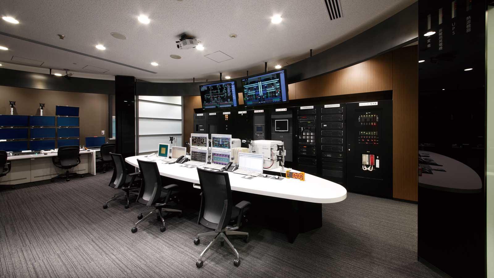 株式会社野村総合研究所 東京第一データセンター